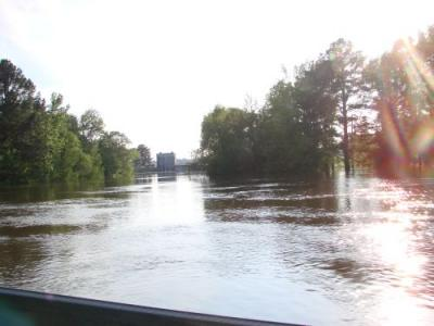 2009 Ouachita River Flooding 005