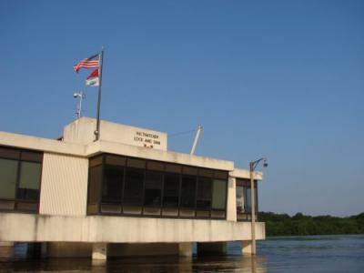 2009 Ouachita River Flooding 008
